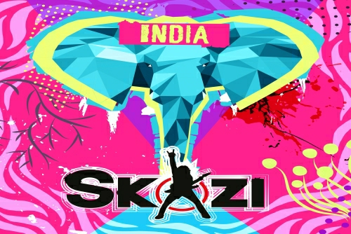 Skazi - India