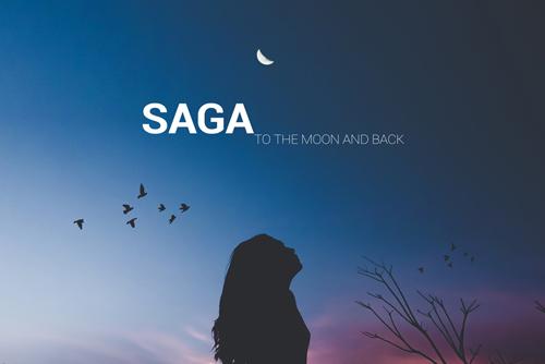 Saga - To The Moon And Back