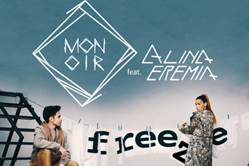 Monoir feat. Alina Eremia - Freeze
