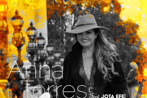 Anna Torres feat. Jota Efe - Uma Brasileira Em Paris (English Man In New York)