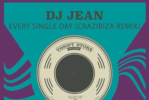 Dj Jean - Every Single Day
