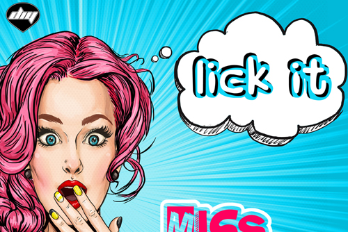 Miss Nipple - Lick It (Jenny Dee & Dabo mix)