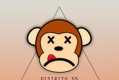 Distrito 55 - Vida Loca