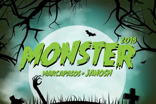 Marcapasos & Janosh - Monster 2018