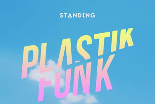 Plastik Funk & Melody Federer - Standing