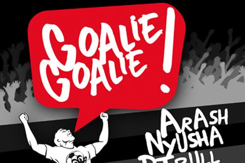 Arash, Nyusha, Pitbull, Blanco - Goalie goalie