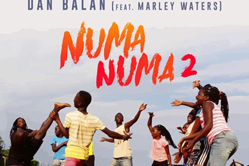 Dan Balan feat Marley Waters - Numa Numa 2