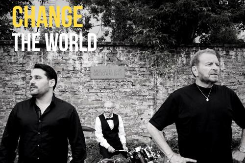 גד אלבז, דודו פישר וסול דרייר - Change The World