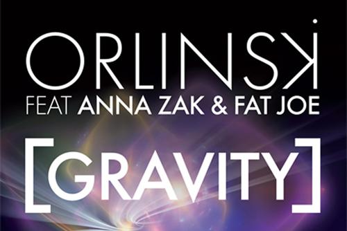 Richard Orlinski ft. Anna zak & Fat Joe - Gravity