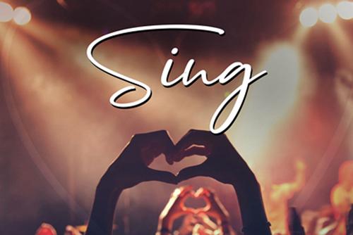 Mark F. Angelo - Sing