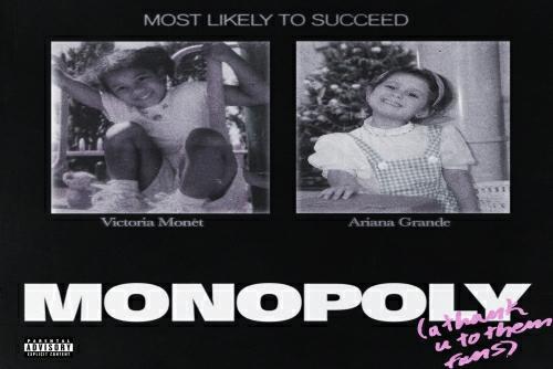 Ariana Grande - MONOPOLY
