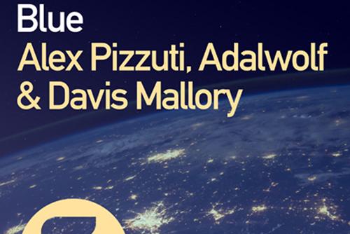 Alex Pizzuti, Adalwolf & Davis Mallory - Blue