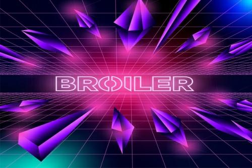 Broiler with Bekuh Boom - Good Idea