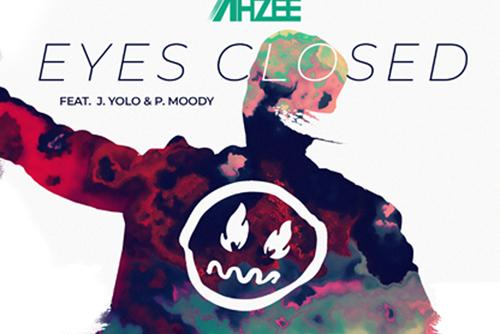 Ahzee ft. JYolo & PMoody - Eyes Closed