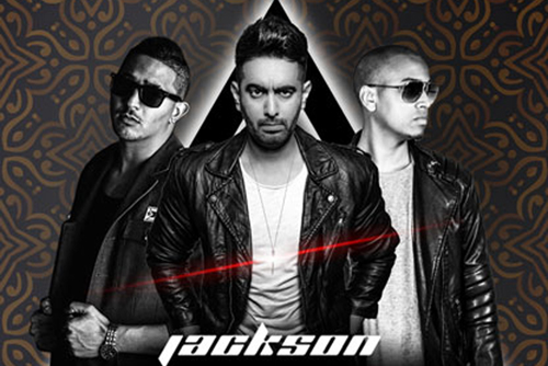 DJ Jackson feat. Carlprit & Kazz - Your body
