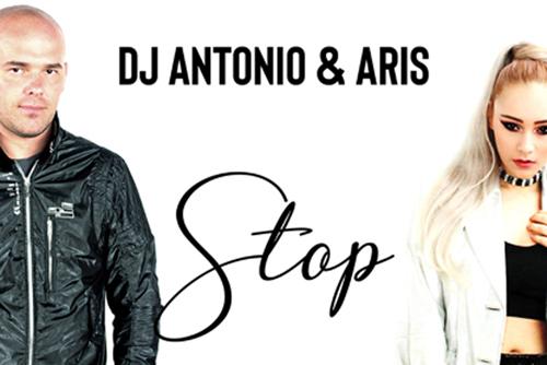 DJ Antonio & Aris - Stop