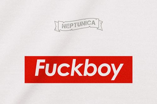 Neptunica feat. IIVES - Fuckboy