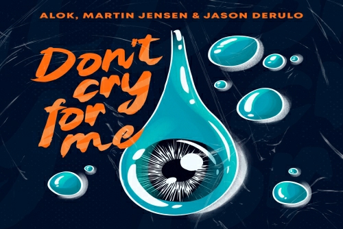 Alok and Martin Jensen and Jason Derulo - Don't Cry For Me