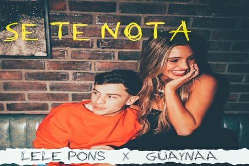 Lele Pons and Guaynaa - Se Te Nota