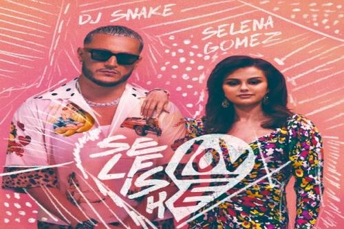Dj Snake with Selena Gomez - Selfish Love